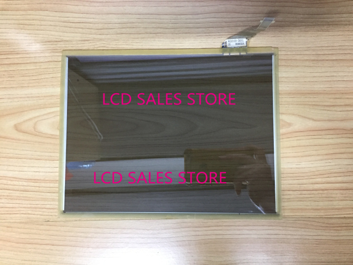 NGX0100-2601L2Y 10.4 INCH 8 WIRE CABLE 402NGX-024-01L TOUCH DISPLAY PANEL  DIGITIZER