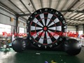(China Guangzhou) Manufacturers sell adult children inflatable games / inflatable football darts / inflatable table football