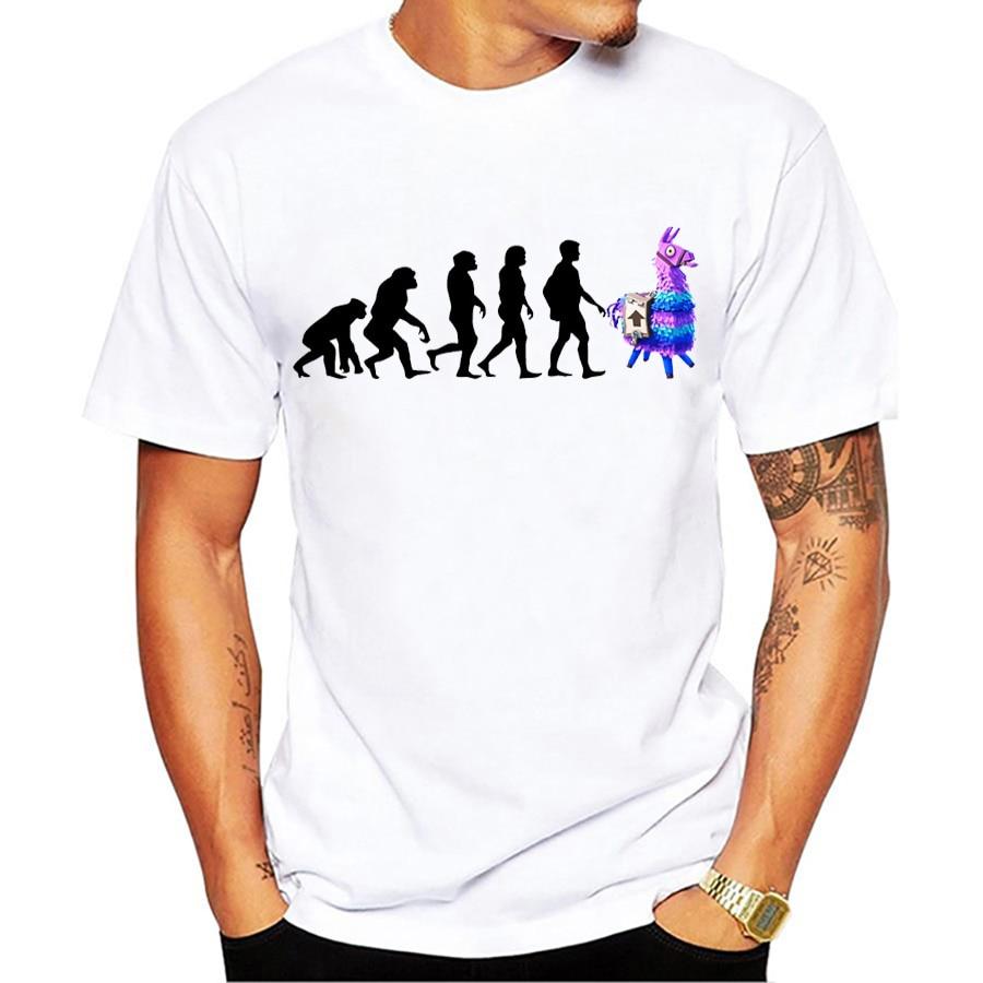 Evolution Funny T-Shirt Premium Cotton Athesist Richard Dawkins Charles Darwin