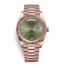 lgxige brand watch men top luxury Roman scale men's wrist