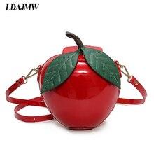 Vrouwelijke Circulaire Bags Bladeren