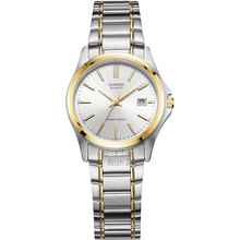 Casio watch Women's fashion simple pointer series of waterproof watch LTP-1183G-7A