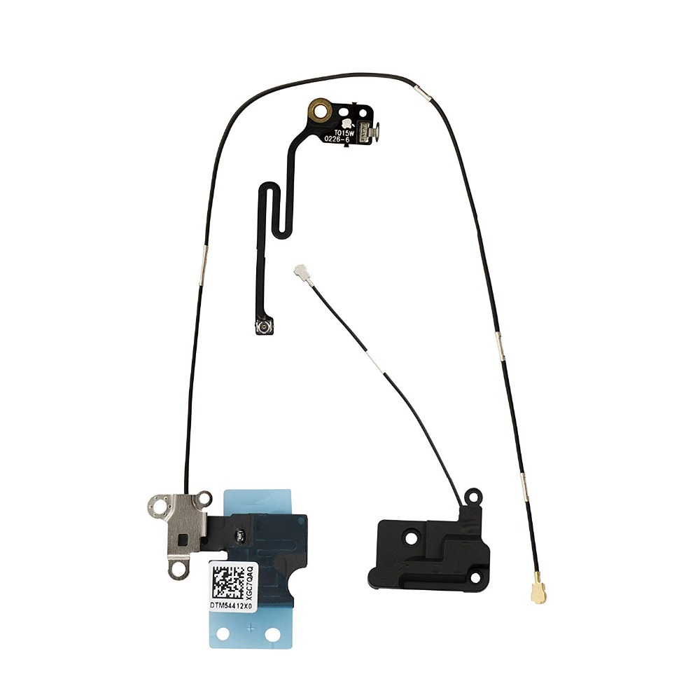 HOUSTMUST For IPhone 6s Plus WiFi Antenna Signal Flex Cable + GPS Cover Replacement