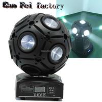 Colors 9x10W led magic ball beam moving head light/12 eyes for Disco DJ Bar Effect UP Lighting Show DMX Strobe for Party KTV