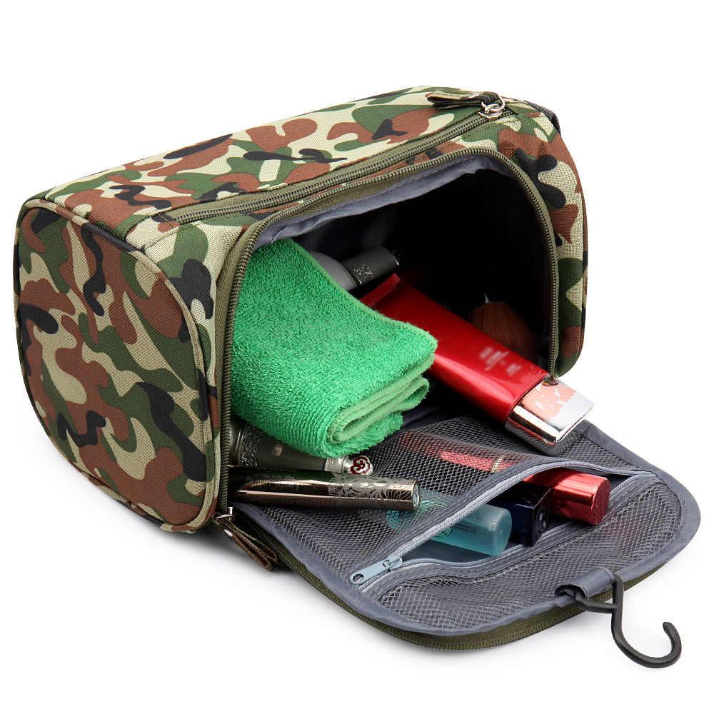 5ac570673b0d JJDXBPPDD Women Men Large Waterproof Makeup bag Nylon Travel Cosmetic Bag  Organizer Case Necessaries Make Up