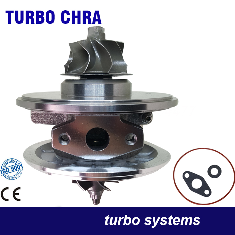 Turbocharger  Turbo cartridge 713672 454232-1 chra for Audi Seat Skoda VW 1.9 TDI 66Kw 74Kw 81Kw 85Kw ALH AHF AJM AUY ASV ATD turbo chra for vw golf iv sharan bora beetle audi a3 seat toledo ii leon alhambra skoda octavia i for ford galaxy 1 9tdi 454232
