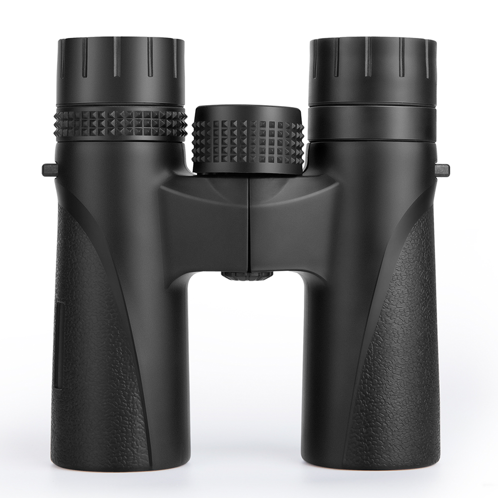 BIJIA 12x27 Compact Binoculars Long Range HD Powerful Mini Telescope BAK4 FMC Optics Hunting Sports Camping sika hd10x50 binoculars professional compact telescope bak4 for birdwatching travel stargazing hunting camping m0054