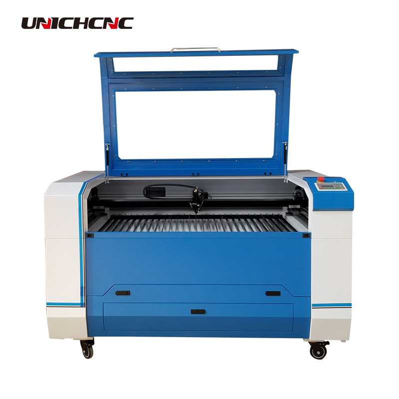 price china co2 laser cutter 40w 50w 100w 150 watt wood cutting machine