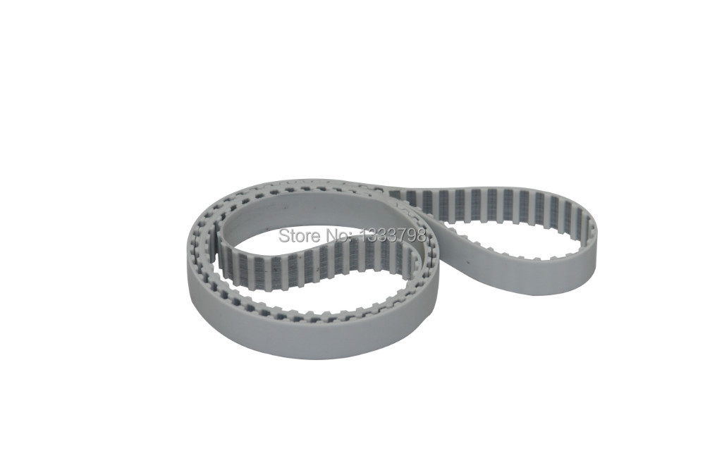 Stainless steel core insert 30mm width HTD 5M closed loop timing belt 1000mm length 15mm width t5 steel core endless timing belt closed loop pu belt