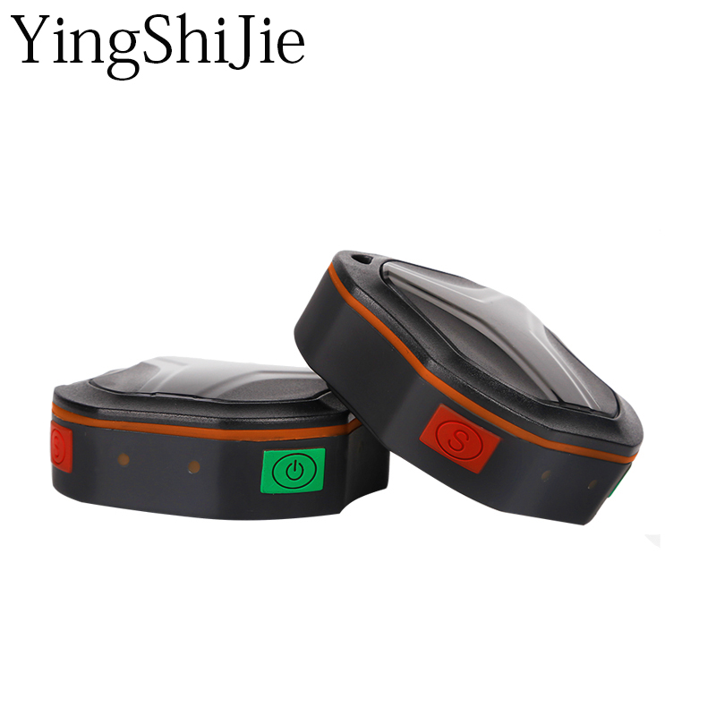 YingShiJie company Personal 3G(WCDMA) GPS Trackers Tracking children Students Elderly Real time car Track Location rastreador
