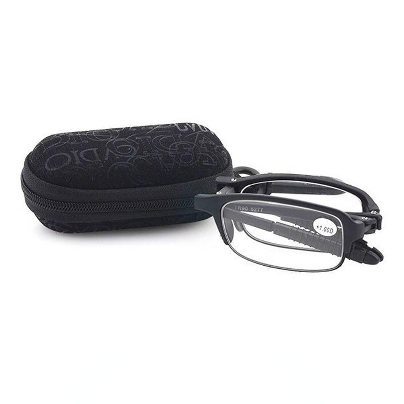 2017 Portable Computer Lightweigt Folding TR90 Vintage Presbyopic Women Mens Reading Glasses 1.0 1.5 2.0 2.5 3.0 Christmas