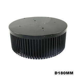 Led-Heat-Sink Vero29 Citizen Clu058 Aluminum Cree Cxb3590 Bridgelux 1825 100w COB Gen7