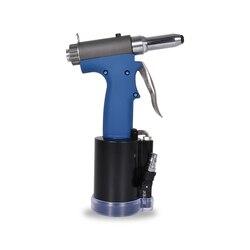 PT5000 neumático remache arma tirar clavo remache máquina pistola de remache ciego para 3-5mm de aluminio/hierro/de remache de acero inoxidable 0,5-0-7 Mpa