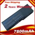9 células 7800 mAh batería del ordenador portátil para Dell Inspiron 1501 6400 latitud 131L Vostro 1000 XU937 UD267 UD265 GD761 JN149 KD476 PD942