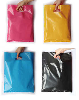 W30*H40cm(11.8\' *15.7\')costom logo shopping bag/Free printed logo packaging bag/custom plastic bag/plastic bag with logo name