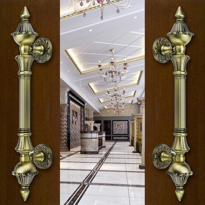 Brass Wardrobe Door Handles