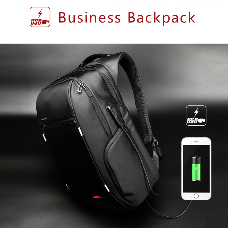 Hot Sale 13.3 inch Men's Backpacks USB Charge Travel Backpack For Men Women Laptop Bag Casual Daily Backpack 13