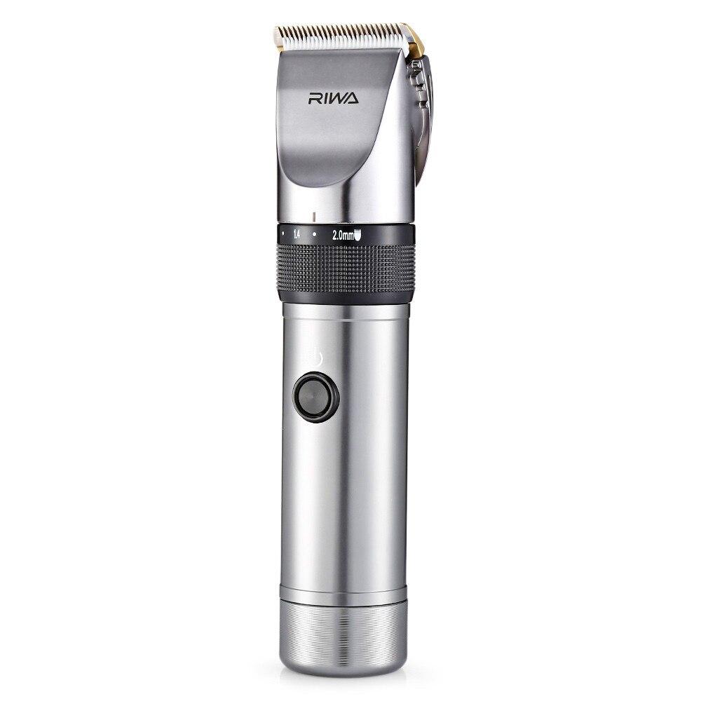 X9 rasoir Rechargeable Clipper professionnel tondeuse hommes coupe de cheveux tondeuse à cheveux rasoir rasoir titane lame en céramique