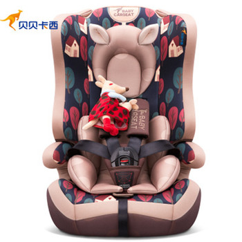 good quality kids Car Safety Seat 9M-12Y Child Safety Auto Chair Kids Protection Seat  Baby Auto Car Safety Chair