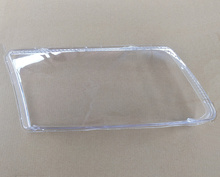 Auto parts for 03-06 year For VW Passat B5 large lampshade headlamp transparent lamp shell 2pcs