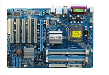 100% original  desktop motherboard mainboard for Gigabyte GA-P43-ES3G  P43-ES3G DDR2 LGA 775 Gigabit Ethernet support 16GB ram