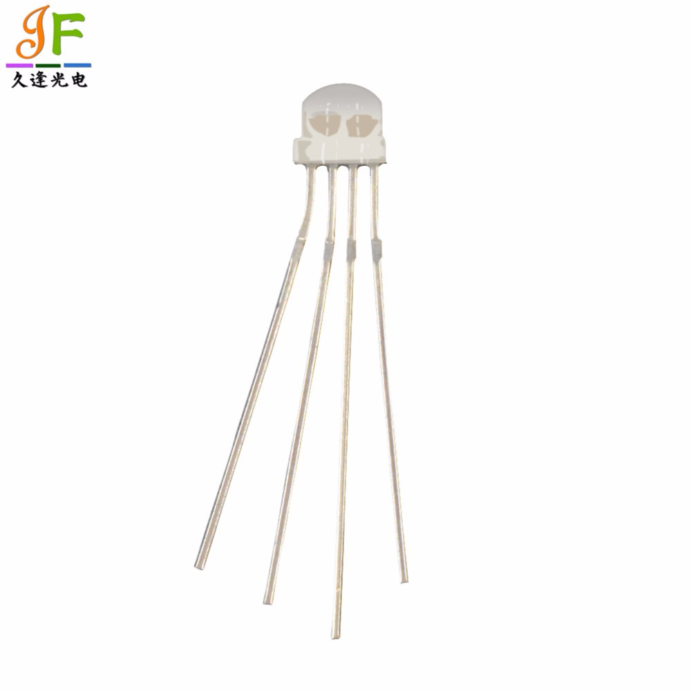 10pcs Ws2811 Apa106 P9823 F5 5mm F8 8mm Round Rgb Led Chipset Full Tri Color Controller With Serial Interface A K Smart Updated Chip 5v Pack In Strips From Lights Lighting On Alibaba