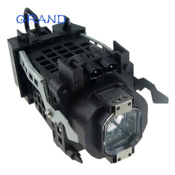 GRAND TV XL2400 XL-2400 dla SONY KDF-46E2000 KDF-50E2000 KDF-50E2010 KDF-55E2000 KDF-E42A10 lampa projektora żarówka z obudową tanie i dobre opinie HAPPY BATE 180 days Replacement Projector Lamp With Housing KDF-E42A10 KDF-E42A11E KDF-E50A11 KDF-E50A12U KDF-42E2000 46E20