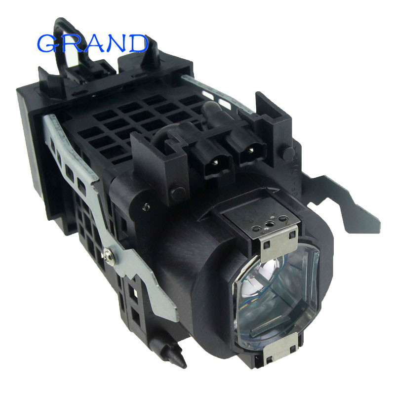 Grand Tv Xl2400 XL-2400 Para Sony KDF-46E2000 KDF-50E2000 KDF-50E2010 KDF-55E2000 KDF-E42A10 Lâmpada Do Projetor Com Habitação
