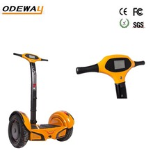Electric Scooter Two Wheeled Self Balancing Bike Lithium Battery 2*1000W Motor Electric Skateboard with LED Display