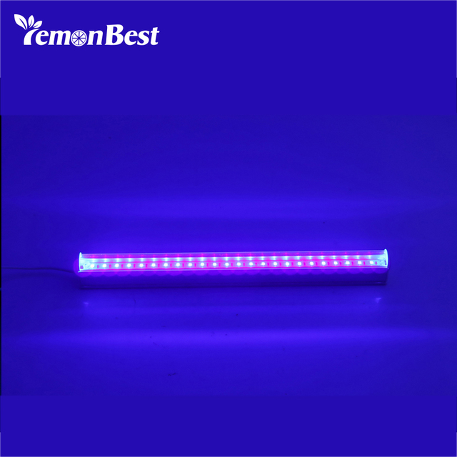 6W 24 LED UV Light Fixtures Portable Blacklight Lamp for UV Poster ...