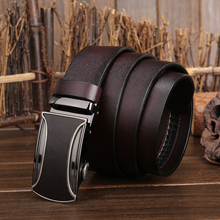 High Quality 100% Genuine Leather Belt For Men