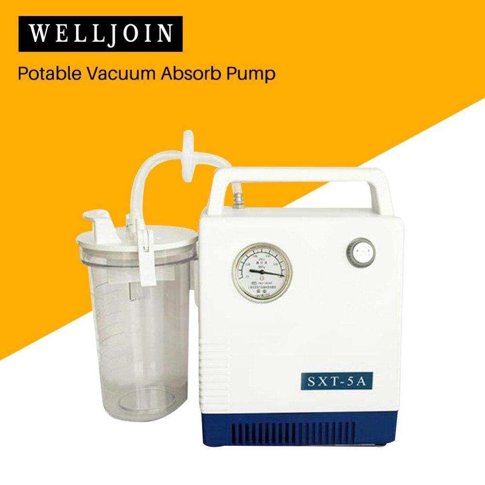 Vide Potable absorber pompe flegme unité d'aspiration machine d'aspiration SXT-5A