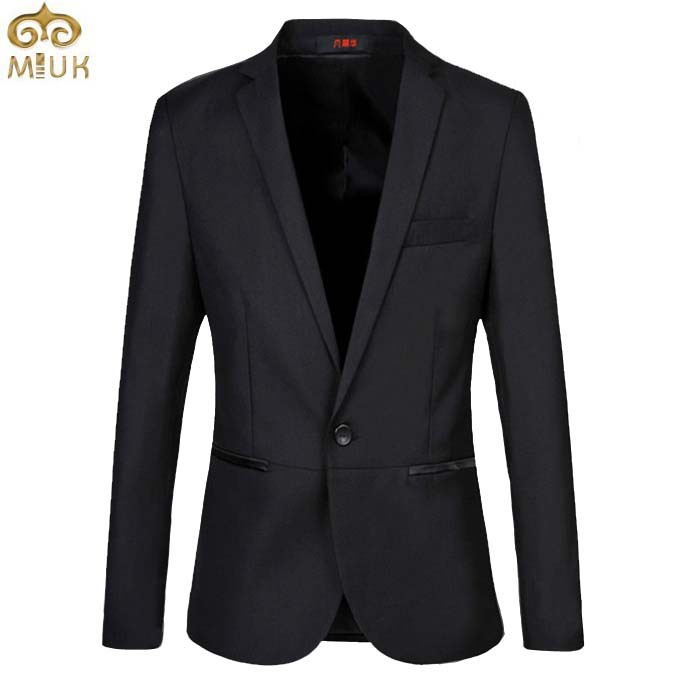 Online Get Cheap Black Mens Blazer -Aliexpress.com | Alibaba Group