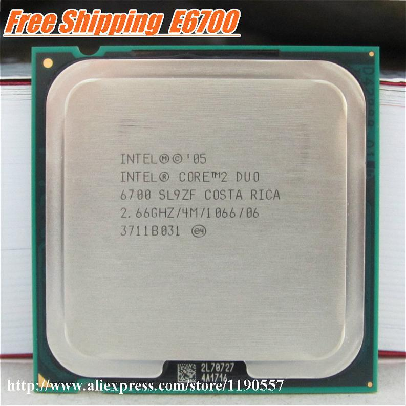 Original Intel Core 2 Duo Eghz 4m 1066mhz Desktop Lga775 Cpu In Cpus From Computer Office On Aliexpress Com Alibaba Group