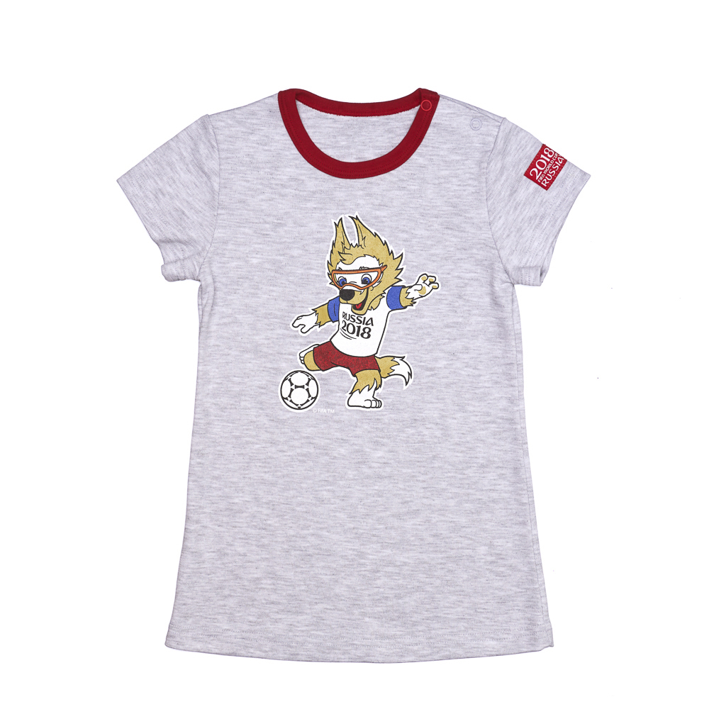 Dresses FIFA WORLD CUP RUSSIA 2018 for girls F1-6D Dress Kids Sundress Baby clothing Children clothes рубашка джинсовая superdry superdry su789emaaaw6