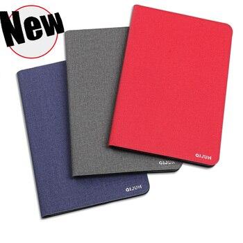 Перейти на Алиэкспресс и купить QIJUN Coque для Lenovo Tab 2 Tab2 A7-30 A7-30DC A7-30TC/HC 7,0 дюймов, чехол для бизнес планшета, кожаный чехол, чехол