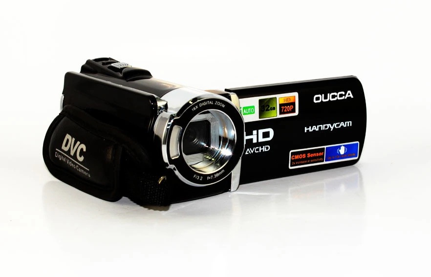 Oucca HDV240 16x Digital Zoom HD Digital Video Camera With HDMI , TV out 16 240 1064355
