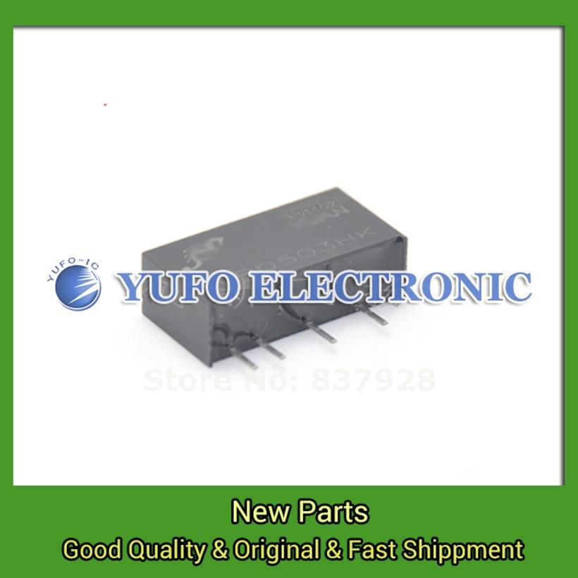 Free Shipping 5PCS B0503HK agent DC-DC power rail isolation amplifier data acquisition YF0617 relay