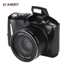 Komery Original Digital Camera 3.5 inch IPS LCD 2400w Pixel 4X Zoom HD High Quality digital video camera 3-year warranty