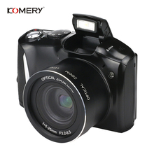 Komery Original Digital Camera 3.5 inch IPS LCD 2400w Pixel