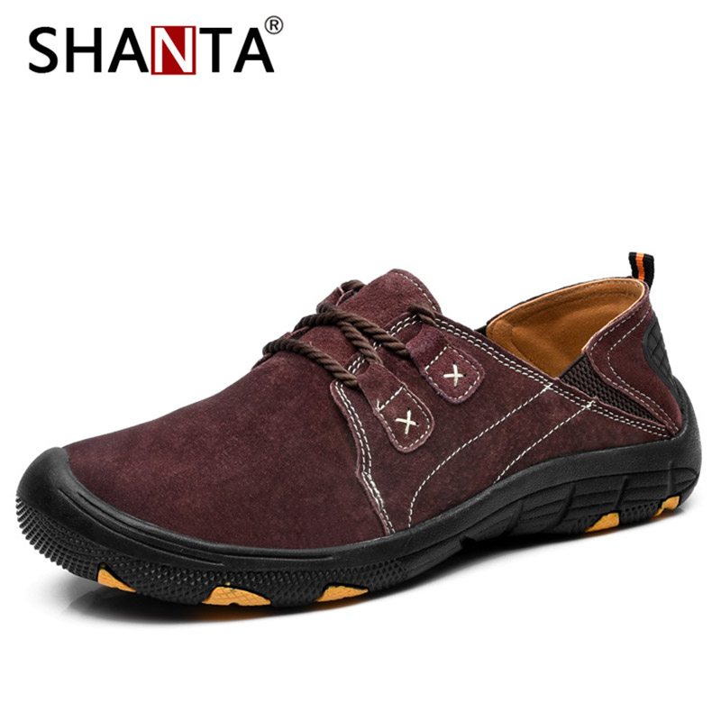2019 Autumn New Outdoor Men Casual Shoes Soft and