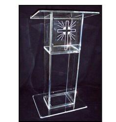 Klaren acryl rednerpult Acryl kanzel Plexiglas Podium kirche kanzel kirche kanzel kunststoff podium