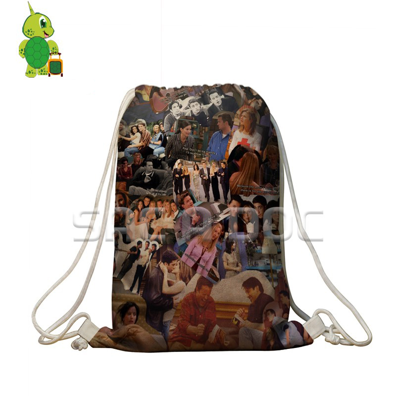 F.R.I.E.N.D.S The Tv Show Ladies Backpack