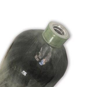 Image 3 - Acecare AC1217 2.17L Arma Pcp De Alta Pressão Composto Mergulho E Encher De Fibra De Carbono Cilindro de Ar Comprimido de Tiro