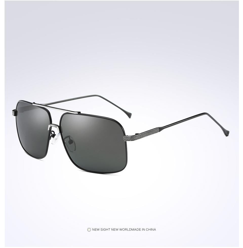 62a45ee6653b0 VCKA 2018 Marca Designer Polarized Óculos De Sol Dos Homens Polaroid Óculos  de Proteção Óculos De Sol Masculinos Condução Óculos de Sol para Homens  Óculos ...