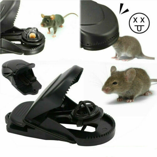 2019 New Mouse Traps Rat Mice Squirrel Killer Snap Trap Power Rodent Heavy Duty Reusable