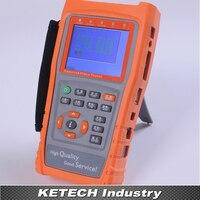 3.5 LCD CVBS CCTV Tester Monitor AHD Camera Testing UTP Cable Tester PZ Control Address Scan Data Monitoring RS485 Flashlight