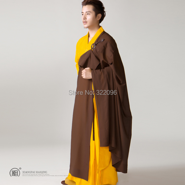 Robes Bodhisattva Buddhist Brown shanghai Precepts In Story Linen 83 Clothing Monk 35Off Brand Five Clothes Lay Us37 Garment Mann QshrtCd