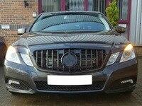 W212 GT решетка Передняя решетка Prefacelift для Mercedes e класса w212 AM G СЕДАН ПЕРЕДНИЙ гонки гриль Спорт E320 E350 E400 C207