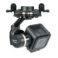 Hot New Original Tarot TL3T02 T-3D IV 3 Axis Brushless Gimbal Cho Gopro Hero 4 PHIÊN Camera Cho FPV Hệ Thống phụ kiện